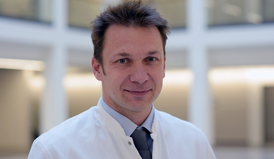 Prof. Doutor Joachim Spranger dá as boas-vindas ao EASD Annual Meeting 2018